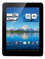 """TOUCHLET Tablet-PC X8 mit Dual Core CPU, 8"""" HD-Touchscreen, HDMI"""
