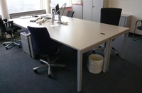 Ab heute in Düsseldorf: Büroeinrichtung günstig kaufen beim office-4-sale Räumungsverkauf