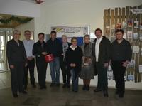 defiMED GmbH stellt der Kulturinsel Lebensretter zur Verfügung