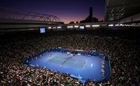 Melbourne startet auch 2013 als Sportmetropole durch