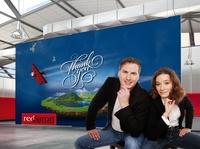 Red Baron feiert 10-jähriges Firmen-Jubiläum