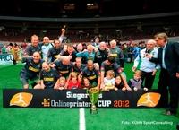 Borussia Mönchengladbach gewinnt Onlineprinters-CUP in Dortmund