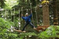 Bayerischer Wald: Ein Rucksack voller Action