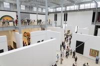 """Nur noch bis zum 20. Januar 2013: """"Frank Stella - Die Retrospektive. Werke 1958-2012"""" im Kunstmuseum Wolfsburg"""