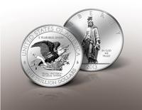 Sieht so die Eine-Billion-Dollar-Münze aus?