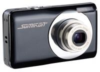 "Somikon Digitalkamera ""DC-128.s"" Stabilisator, 5x opt.Zoom, 15 Mega"