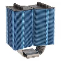 Caseking exklusiv: Prolimatech Red & Blue Series Megahalems CPU-Kühler - die perfekte Farb-Fusion