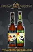 Das erste in Deutschland gebraute und vertriebene Ginger Bier kommt aus der Klosterbrauerei Neuzelle