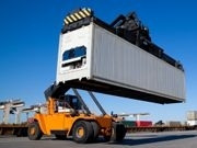 Der Warenexport nach Asien nimmt neue Dimensionen an