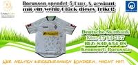Handsigniertes Borussia Mönchengladbach-Trikot für fünf Euro!