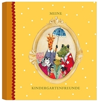 """Silke Leffler for Kids"" - Kindergartenfreundebuch - Neues aus dem Grätz Verlag"