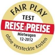 Testsieger für Fair Play