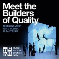 MUNICH CREATIVE BUSINESS WEEK 16.-24.2.2013