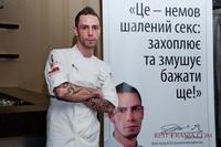 Dortmunder Starkoch eröffnet Fine Dining Restaurant in Kiev