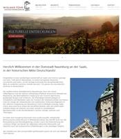 Erleben Sie Kulturreisen in Mitteldeutschland mit Wieland Führ