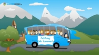 Erklärvideo / Produktvideo über neue Online-Reiseplattform klassenreisen.de
