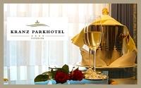 Valentinstag im Siegburger Kranz Parkhotel: Romantische Auszeit vom Alltag
