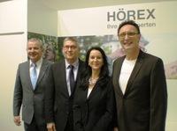 HörExperten präsentieren sich auf opti 2013