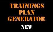 Fitness-Trainingsplan Generator von my-crossfit.de