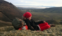 Katla Travel: Neue Wanderreise für Familien  Kreative Naturbeobachtung mit Pinsel und Farbe