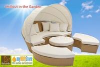 Chillout in the Garden - myBBQStore24.de eröffnet Saison 2013