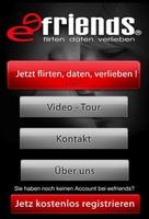 Mobile Partnersuche mit der eefriends-App
