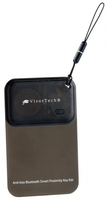 VisorTech Mobiler Bluetooth-Gepaeck-Alarm fuer iPhone 4S/5 & Galaxy S3
