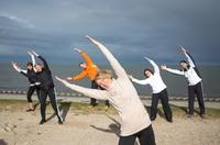 Gesund und aktiv ins neue Jahr starten: Schwungvoller Urlaub an der niedersächsischen Nordsee
