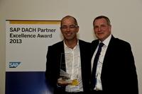 All for One Steeb AG - ausgezeichnet als erfolgreichstes SAP Systemhaus in der deutschsprachigen Region