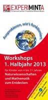 Science-Workshops für Kinder und Eltern im Mitmach-Museum Experiminta
