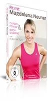 Fit mit Magdalena Neuner: Cardio-Power und Bodyshaping mit Fun Faktor - jetzt auf DVD