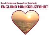 DFDS Seaways bringt Verliebte am Valentinstag auf Kuschelkurs