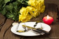 Valentinstag im Frankfurter Restaurant Maximilian