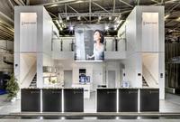 Marktführer für Elektroinstallationstechnik präsentiert sich auf der Weltleitmesse für  Architektur, Materialien, Systeme in München