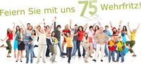 Firmenjubiläum: 75 Jahre Wehrfritz - ein Dreivierteljahrhundert im Dienst der Bildung