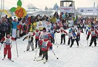 41. Koasalauf in St. Johann in Tirol - kleine Athleten ganz groß