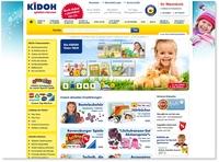 Kidoh.de ist Top Onlineshop