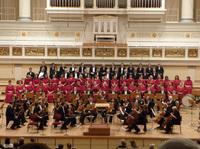 Gemeinsames Konzert von Camerata vocale Berlin und der Gewandhauschor Osaka