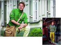Mit Jacken von Dolomite reist Mann 2013 stilvoll in den Urlaub