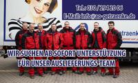 Fahrer gesucht! Getränkelieferservice Berlin A&O Getränke sucht neuen Auslieferungs-Fahrer.