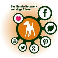 Das dogs-2-love Hunde-Netzwerk