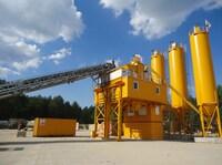 BHS-Sonthofen: Die größte containerisierte, umsetzbare Mischanlage der Welt bewährt sich bei der Firmengruppe Max Bögl