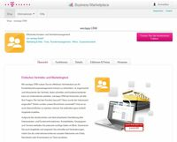 showimage Cloud-Software von weclapp bereichert Telekom Business Marketplace