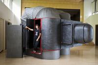 IMAGOphotour - größte Kamera der Welt wird mobil