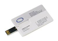 Bis zu 64 GB ultraschlanker Speicher für die Brieftasche