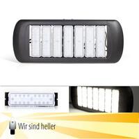 Dimmbare LED Industriestrahler Serie