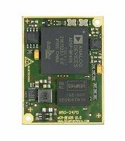 Blackfin ADSP 609 SoM für Bildverarbeitung mit nur 43 x 33 mm