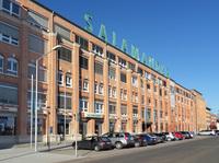 IMMOVATION AG - ADP Employer Services neuer Mieter auf dem Salamander-Areal in Kornwestheim