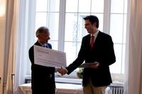 Adolf-Messer-Preis für Physiker Stefan Breuer