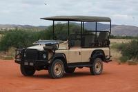 Neue Jeeps für Tswalu Kalahari Private Game Reserve